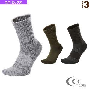 シースリーフィット   トレッキングソックス/中厚/Trekking Socks/Midweight/ユニセックス(GC29310) racket