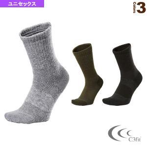 シースリーフィット ウェア(メンズ/ユニ)  トレッキングソックス/厚手/Trekking Socks/Thick/ユニセックス(GC29311)|racket