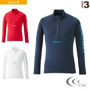 シースリーフィット オールスポーツアンダーウェア  アドバンスウォーム ジップアップ ロングスリーブ/ジュニア(GCJ09310)|racket