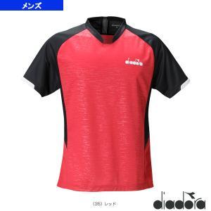 ディアドラ テニス・バドミントンウェア(メンズ/ユニ)  elite pack +/コンペティショントップ/メンズ(DTG0380)|racket