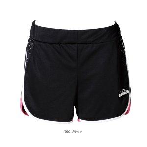 ディアドラ テニス・バドミントンウェア(レディース)  team pack/W ショーツ/レディース(DTP0446) racket 02