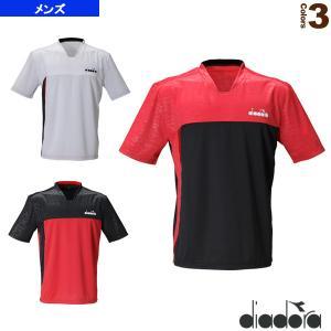 ディアドラ テニス・バドミントンウェア(メンズ/ユニ)  elite pack/メッシュトップ/メンズ(DTP0582)|racket