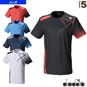 ディアドラ テニス・バドミントンウェア(メンズ/ユニ)  TEAM トップ/メンズ(DTP8586)|racket