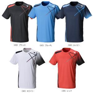 ディアドラ テニス・バドミントンウェア(メンズ/ユニ)  TEAM トップ/メンズ(DTP8586)|racket|02