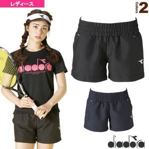ディアドラ テニス・バドミントンウェア(レディース)  W ショーツ/レディース(DTP9425)|racket