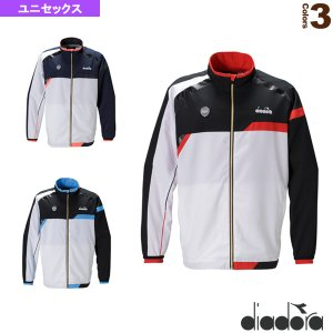 ディアドラ テニス・バドミントンウェア(メンズ/ユニ)  team pack/ウィンドジャケット/ユニセックス(DTW0187)|racket