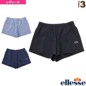 エレッセ テニス・バドミントンウェア(レディース)  ベーシックショートパンツ/Basic Shorts Pants/レディース(EW20106)|racket
