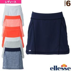 エレッセ ウェア(レディース)  ハイブリッドメランジスカート/Hybrid Melange Skirt/レディース(EW28103)