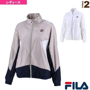 フィラ テニスウェア(レディース) ウィンドアップジャケット/レディース(VL1769)|racket