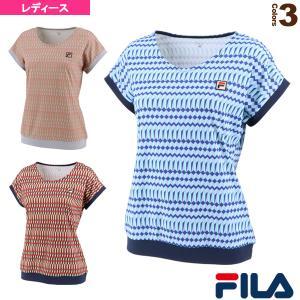 フィラ テニス・バドミントンウェア(レディース)  ゲームシャツ/レディース(VL2101)