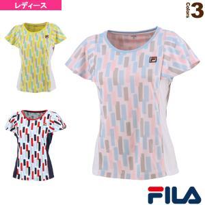 フィラ テニス・バドミントンウェア(レディース)  ゲームシャツ/レディース(VL2280)|racket
