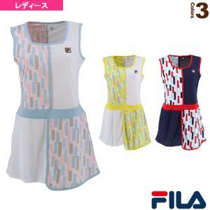 フィラ テニス・バドミントンウェア(レディース)  ワンピース/レディース(VL2284)|racket