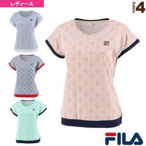 フィラ テニス・バドミントン ウェア(レディース)  ゲームシャツ/レディース(VL2305)|racket