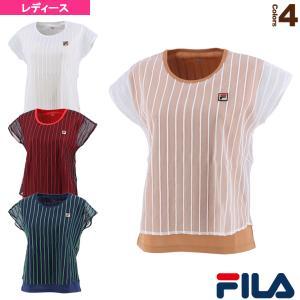 フィラ テニス・バドミントン ウェア(レディース)  ゲームシャツ/レディース(VL2315)|racket