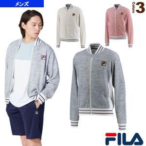 フィラ テニス・バドミントン ウェア(メンズ/ユニ)  トラックジャケット/メンズ(VM5532)|racket