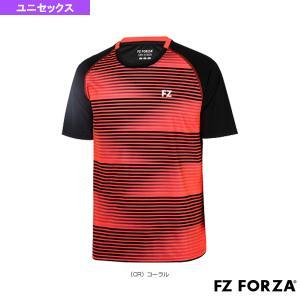 フォーザ テニス・バドミントンウェア(メンズ/ユニ)  ゲームシャツ/ユニセックス(302301) racket