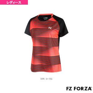 フォーザ テニス・バドミントンウェア(レディース)  ゲームシャツ/レディース(302303)|racket