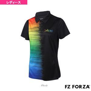 フォーザ テニス・バドミントンウェア(レディース)  トレーニングシャツ/レディース(302468)|racket