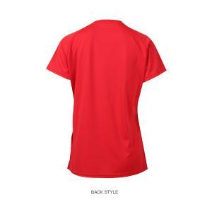 フォーザ テニス・バドミントンウェア(レディース)  ゲームシャツ/レディース(302506)|racket|02