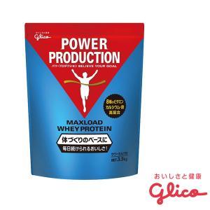 グリコ オールスポーツサプリメント・ドリンク  マックスロードホエイプロテイン/サワーミルク味/3.5kg(G76013)|racket