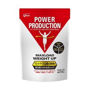グリコ オールスポーツサプリメント・ドリンク マックスロード ウェイトアップ/チョコレート味/1.0kg(G76038)|racket