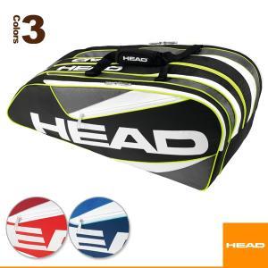 ヘッド テニスバッグ Elite 12R Monstercombi/エリート 12R モンスターコンビ(283356)