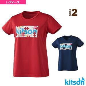 キットソン テニス・バドミントンウェア(レディース)  グラフィックシャツ/レディース(0384006)|racket