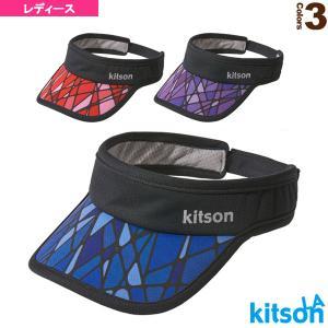 キットソン テニスアクセサリ・小物  幾何学柄バイザー/レディース(0384023)|racket