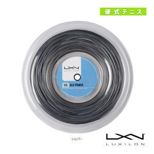 ルキシロン テニスストリング(ロール他)  ALU POWER 115/アル パワー115/200mロール(WR8302101115)(ガット) racket
