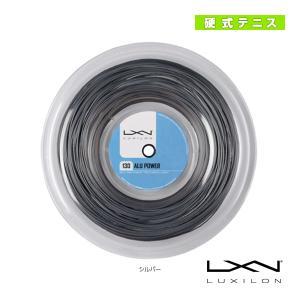 ルキシロン テニスストリング(ロール他)  ALU POWER 130/アル パワー 130/200mロール(WR8302301130) racket