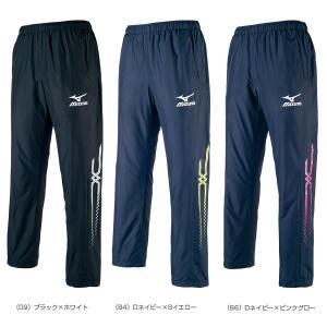 ミズノ オールスポーツウェア(メンズ/ユニ)  ウォーマーパンツ/ブレスサーモ/ユニセックス(32JF7540) racket 02