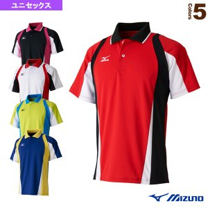 ec39220fb7dc13 ミズノ テニス・バドミントンウェア(メンズ/ユニ) ゲームシャツ/ユニセックス(62JA7114)