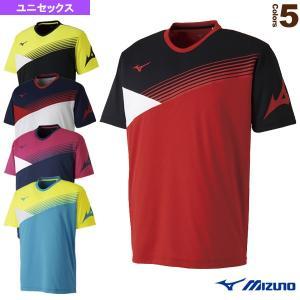 ミズノ テニス・バドミントンウェア(メンズ/ユニ)  Tシャツ/ユニセックス(62JA8006)バドミントンウェア男性用