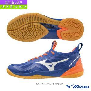 ミズノ バドミントンシューズ  WAVE FANG ZERO/ウエーブファング ゼロ/ユニセックス(71GA199000) racket