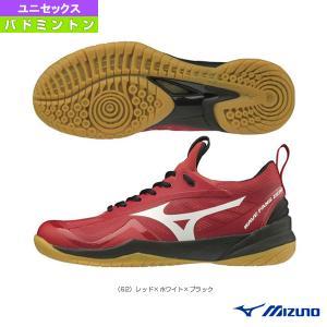ミズノ バドミントンシューズ  WAVE FANG ZERO/ウエーブファング ゼロ/ユニセックス(71GA199062) racket
