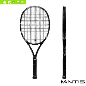 マンティス テニスラケット  MANTIS Performa 260 Black/マンティス パフォーマ 260 ブラック(MNT-260BK)|racket