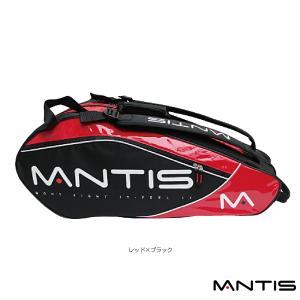 マンティス テニスバッグ  6 RACKET BAG/ラケットバッグ/ラケット6本収納可(MNT-JB1601)|racket