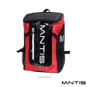 マンティス テニスバッグ  BACK PACK/バックパック/ラケット2本収納可(MNT-JB1602)|racket