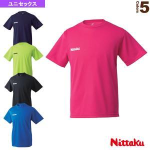 ニッタク 卓球ウェア(メンズ/ユニ)  ドライTシャツ/ユニセックス(NX-2062)
