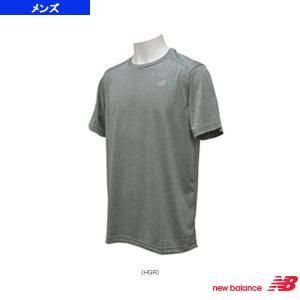 ニューバランス オールスポーツウェア(メンズ/ユニ)  TR ヘザーショートスリーブヘザーテックTシャツ/メンズ(JMT53081)|racket