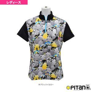 オピタノ テニス・バドミントンウェア(レディース)  UVカット&クール・ジップアップシャツ/レディース(OPT-521) racket