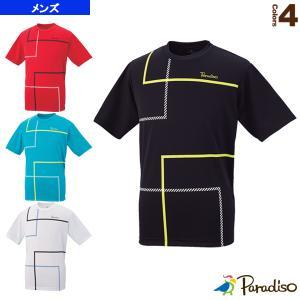 パラディーゾ テニス・バドミントンウェア(メンズ/ユニ) ゲームシャツ/メンズ(58CM3A)