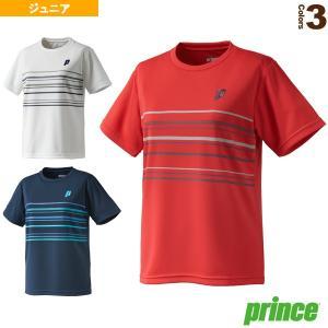 プリンス テニス・バドミントンウェア(メンズ/ユニ)  ジュニアゲームシャツ(WJ103)|racket