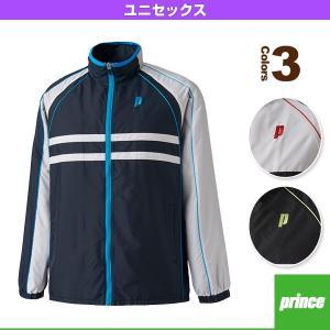 [プリンス テニス・バドミントンウェア(メンズ/ユニ)]ウィンドジャケット/ユニセックス(WU6613)