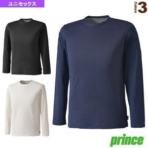 プリンス テニス・バドミントンウェア(メンズ/ユニ)  メッシュインナーシャツ/ユニセックス(WU9011)|racket
