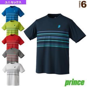 プリンス テニス・バドミントンウェア(メンズ/ユニ)  ゲームシャツ/ユニセックス(WU9013)|racket