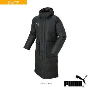 プーマ サッカーウェア(メンズ/ユニ)  TT ESS PRO ジュニアロングダウンコート/ジュニア(654985)|racket