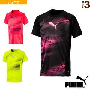 プーマ サッカーウェア(メンズ/ユニ)  EVOTRG ジュニア グラフィックTEE/ジュニア(655491)|racket
