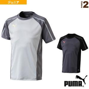 プーマ サッカーウェア(メンズ/ユニ)  EVOTRG ジュニア トレーニングTEE/ジュニア(655496)|racket