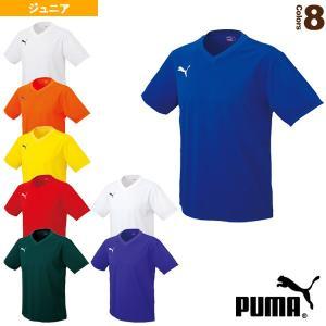 プーマ サッカーウェア(メンズ/ユニ)  ワンポイントジュニア半袖ゲームシャツ/ジュニア(903293)|racket